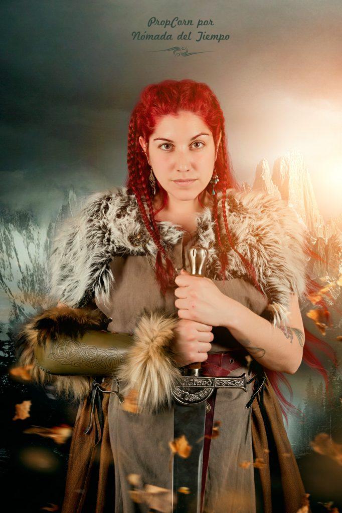 """""""Vikingos"""", con Jessica y PropCorn"""
