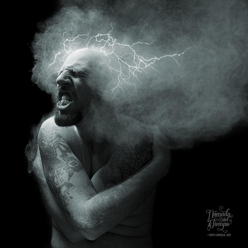 """""""Tormenta eléctrica"""", con Manuel"""